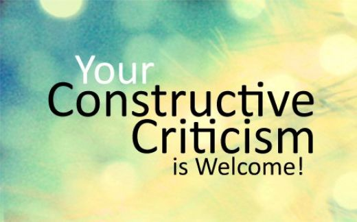 How To Offer Constructive Criticism