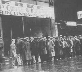 Unemployment in the US is the highest since the great depression.