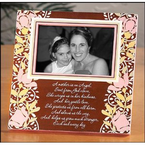 mothers day gifts under 10 photo frame - Mothers Day Picture Frame