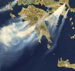 Wildfires Greece Make Vacation Home Insurance Essential