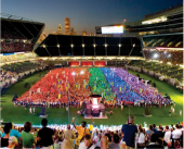 Opening Ceremonies Gay Games VII