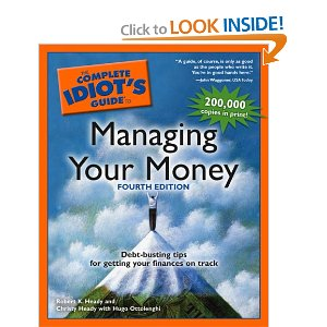 Best Financial Advice Books - Complete Idiots Guide To Managing Your Money