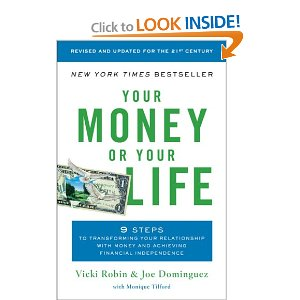 Best Financial Advice Book - Your Money or Your Life