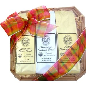 cheap mothers day gift basket - coffee