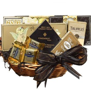 cheap mothers day gift baskets - Food and snacks