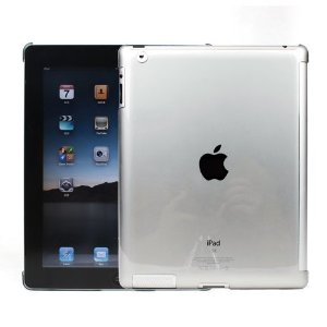 Ipad 2 case that works with smart cover - Slim Fit Snap On Case