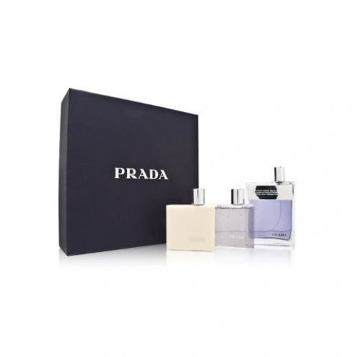 Prada by Prada for men the gift for the man in your life. Looking for an aftershave that stamps class and individuality?