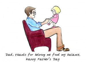 ecards from daughter to father