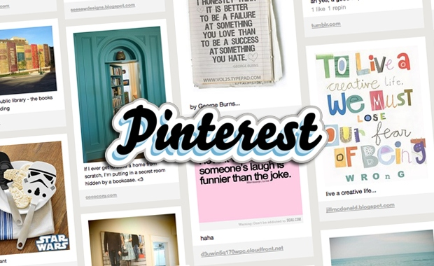 What is pinterest about