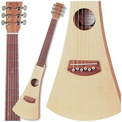 The Martin Backpacker Guitar