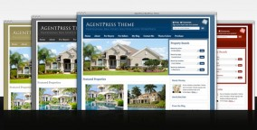 designing a real estate site with wordpress