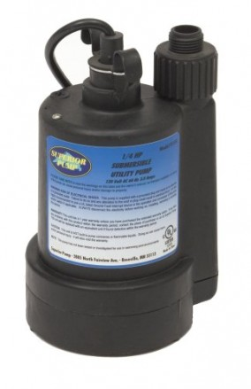 Portable Sump Pump