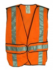 Reflective Safety Vest for Construction Workers