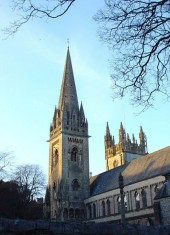 This is what makes Llandaff a city within a city