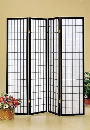 shoji screen office divider